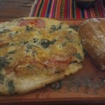 Omlete & Bread