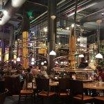 Rollercoaster Restaurant Hamburg Foto