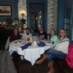 Christmas at the Mount Vernon Inn