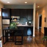 Kitchen in Luna Vista Suite