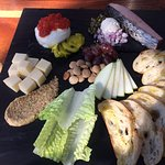 Incredible House Smoked Salmon App Platter for two