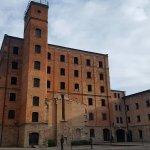Bilde fra Civico Museo della Risiera di San Sabba