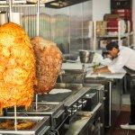 Trompos de Doner Kebab y Tavuk Durum