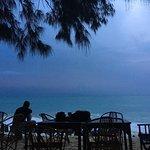 restaurant and bar on the beach