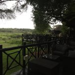 resting areas overlooking the kruger