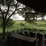 decks overlooking kruger