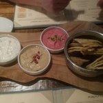 Foto de Poros Aegean Estiatorio Restaurant
