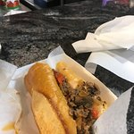 Cheesesteak Sub