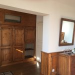 Malbec entry closets and sideboard