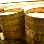 Barrells filled with Beer to be shipped