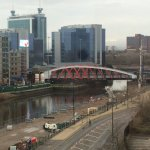 View of Manchester Quays