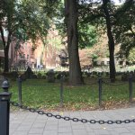 Where founding fathers are buried