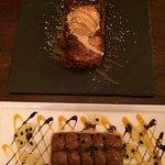 2 desserts