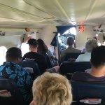 Plane from Honiara to Seghe