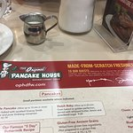 Foto de The Original Pancake House