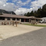 Foto de Fox Glacier TOP 10 Holiday Park
