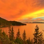 Our Beautiful Tahoe Sunsets!