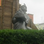 Photo of Prince Yaroslav the Wise Statue