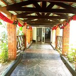 Bilde fra The Lusaka Hotel