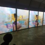 new multimedia presentation at the ion sky