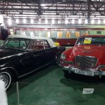 Some of the amazingly restored cars