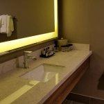 Renovated bathroom!