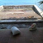 Angeblicher Strand: Baustelle