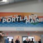 On arriving in Portland