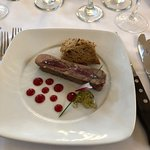 Duck and Pigeon Terrine