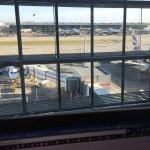 Just a few BA planes