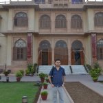 Mohatta Palace Building ftont