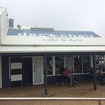 DeckChair Cafe, Augusta WA
