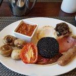 Fantastic Breakfast.