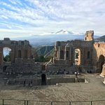 Photo de Ancient Theatre of Taormina