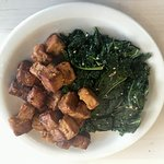 Tofu and Kale Takeouts