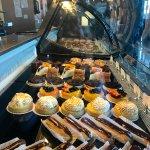 Amazing pastries.