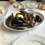 first course - Mussels