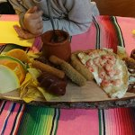 tapas plate