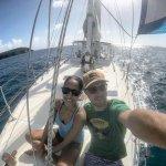 Sailing the USVI