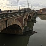La Garonne pres du pont Neuf