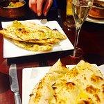 Amazing naan bread