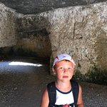 St. Solomon's Catacombs Foto