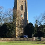 The church at Great Massingham