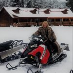 Snowmobile Rentals Available with complimentary gourmet lunch