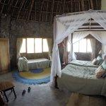 Upper Cottage bedroom