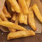 Irish Chips with Salt & Malt Vinegar