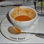 Fantastic Lobster Bisque