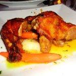 Duck al' orange w/ fingerling potatoes & carrots