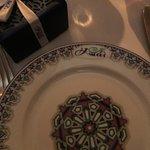 Dar Yacout's signature china