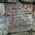 Фотография Culloden Battlefield
